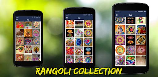 Diwali rangoli design - Apps on Google Play