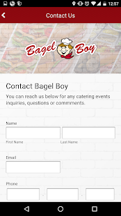 Bagel Boy- screenshot thumbnail