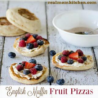 English Muffin Desserts Recipes.