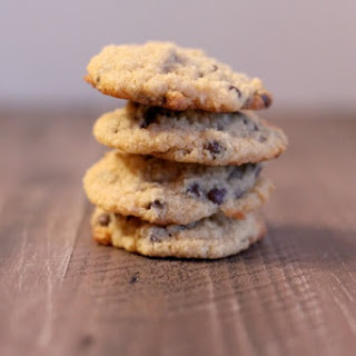 The BEST Gluten Free Chocolate Chip Cookie Recipe...EVER! (They're grain-free, too!)