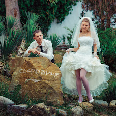 Wedding photographer Nikolay Sus (Nicolai). Photo of 03.11.2015