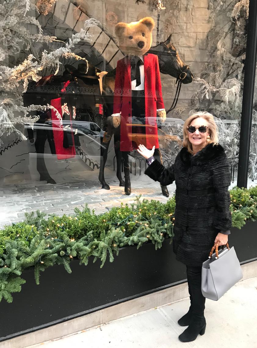 Karen Klopp,  Miracle on Madison, New York Social Diary article by Karen Klopp and Hilary Dick, to benefit Society Memorial Sloan Kettering Cancer Center.