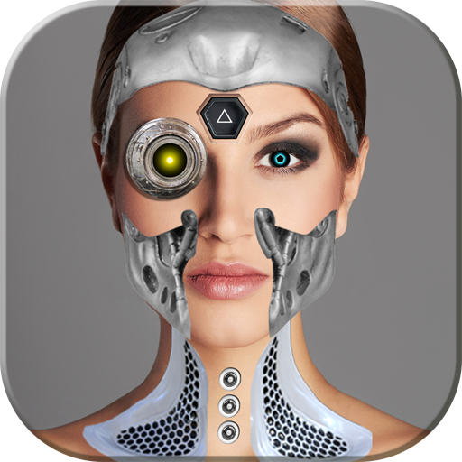 Robot Face Photo Editor for PC