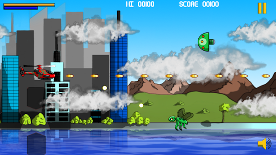 Copter A2L: Alien Invasion - náhled