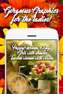 Women's Day Greeting Cards - náhled