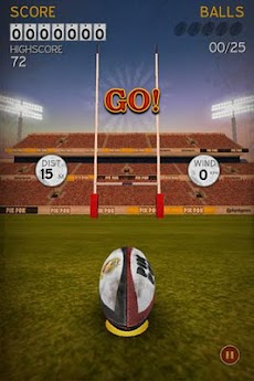 Flick Kick Rugbyのおすすめ画像1
