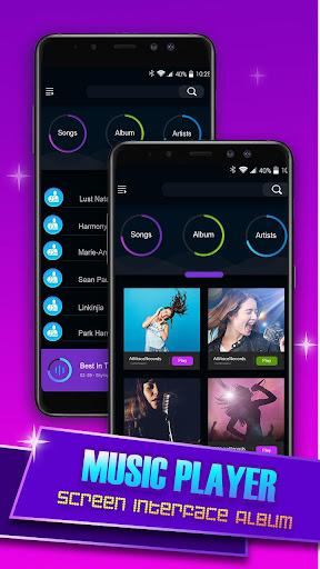 Music player 1.3.1 screenshots 5