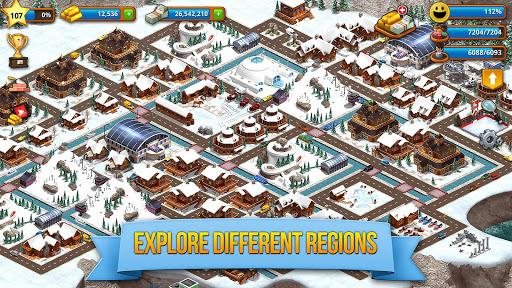 Tropic Paradise Sim: Town Building City Game 1.4.4 Mod screenshots 3