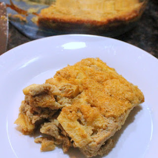 Acorn Squash and Apple Egg Bake
