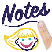 Notebook – Write notes & ideas
