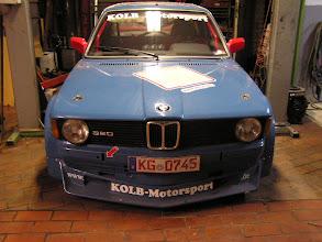 Photo: BMW E21 M20 Gruppe H Kolb-Motorsport