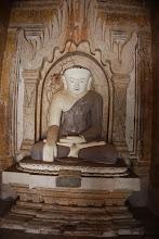 Photo: Buddhas in each stupa/temple/pagoda