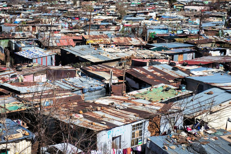 We have rising Covid-19 cases because we failed to give our people decent housing, and have condemned them to the indignity of 'informal housing'.