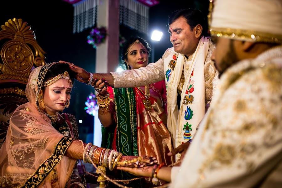Wedding photographer Manish Patel (THETAJSTUDIO). Photo of 01.07.2019