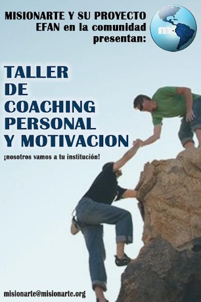 COACHING PERSONAL Y MOTIVACION