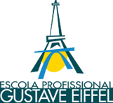 Logo Escola Gustave Eiffel - Apoios do 1º Encontro de Educação Positiva