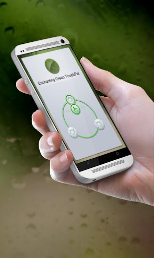 Enchanting Green TouchPal