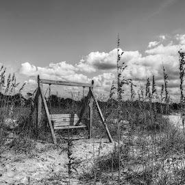 by Edward Allen - Black & White Landscapes