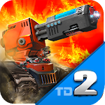 Tower defense-Defense legend 2 3.2.3 (Mod Money)