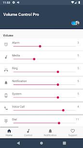 Volume Control Pro 5