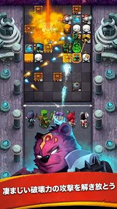 Battle Bouncers - ヒーローと魔法使いたち. 射撃 クエストのおすすめ画像3