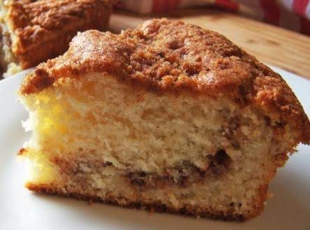 Coffee Cake 1930   (number 2) Recipe