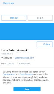 LaLa Entertainment - náhled