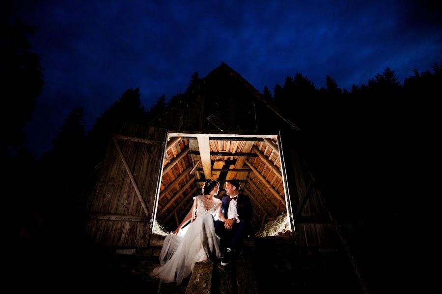 Wedding photographer Sabina Mladin (sabina). Photo of 28.10.2018