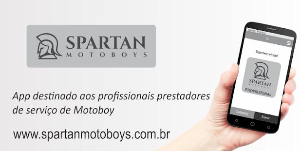 Spartan Motoboys - Profissional - náhled