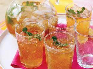 Mint Julep Tea Recipe