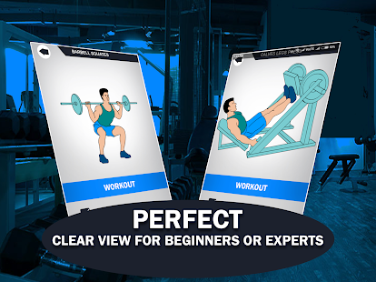 Gym Body – Perfect Fitness Workouts, Handy trainer 10