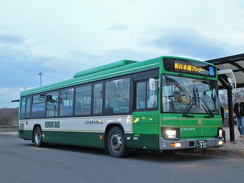 道南バス「新日本海フェリーアクセスバス」 ・997