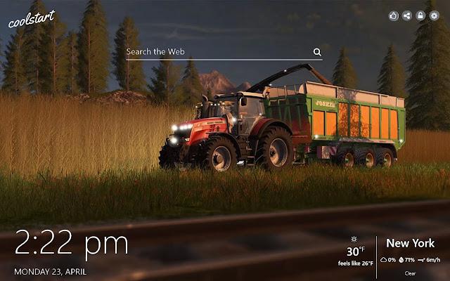 Farming Simulator 19 HD Wallpapers Game Theme