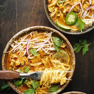 Chicken Khao Soi.