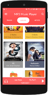 MP3 Music Player App : Best Android Audio Player App Download For Android 3