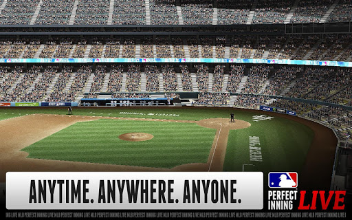 MLB Perfect Inning Live 1.0.8 screenshots 2