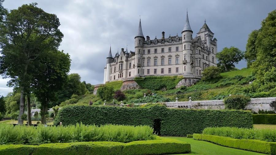 Dunrobin Castle by Joy Ortiz - Buildings & Architecture Public & Historical ( scotland, fairy tale, magical, royalty, dunrobin castle, scottish, castle,  )