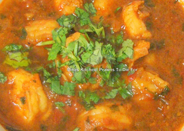 Prawn-delicious From Gods Own Recipe