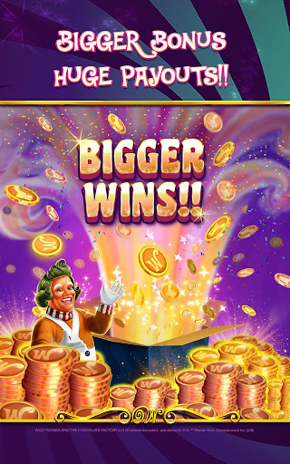 Willy Wonka Slots Free Casino screenshot 10