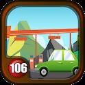 Green Car Escape - Escape Games Mobi 106 icon
