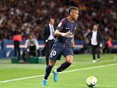 Neymar a évolué avec Canesin et Galhardo