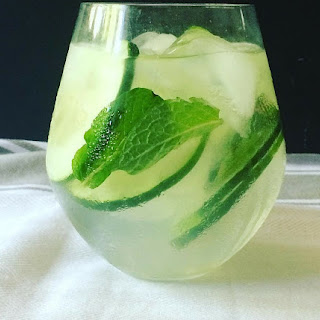 Coconut - Cucumber Splash