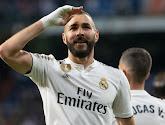 Karim Benzema haalt Olivier Giroud door het slijk