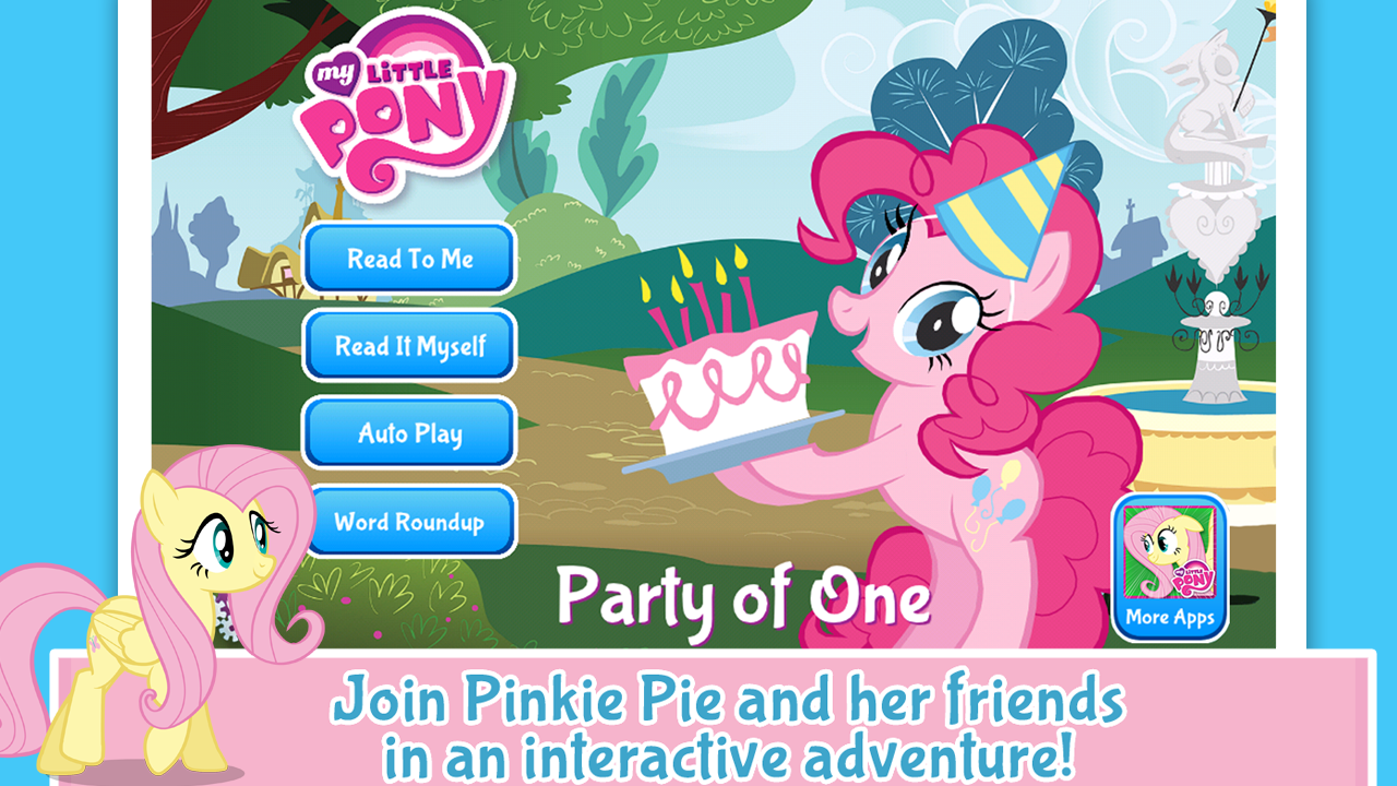 My Little Pony: Party of One- screenshot