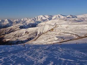 Photo: Варденисский хребет к юго-западу от Селимского перевала