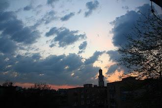 Photo: Zapadalo - máj 2009