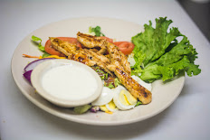 Grilled Chiken Salad