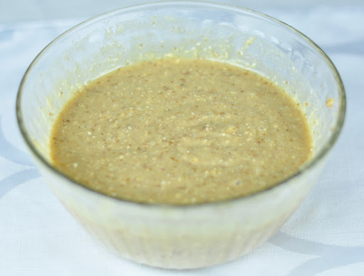 date nut bread batter