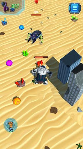 Mighty Monsters: Battle Mutants 1.20 screenshots 4