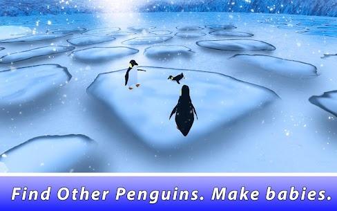 Penguin Family Simulator: Antarctic Quest 1.1 MOD + APK + DATA Download 2